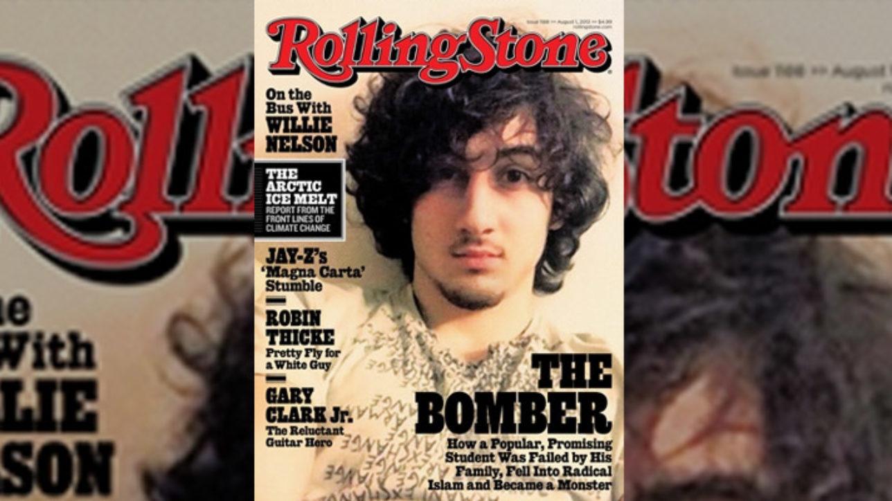 Capa da Rolling Stone - Agosto/2013