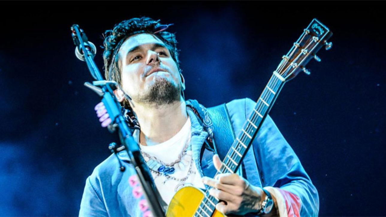 John Mayer em São Paulo | Foto: Stephan Solon - XYZ Live